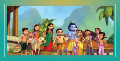 Krishna Story - Story Of Lord Krishna  -pujanpujari