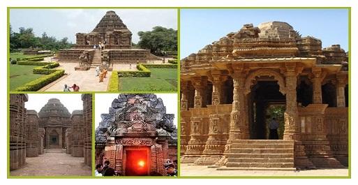 Seven Famous Sun Temples In India | Suriyanar Temple | Konark