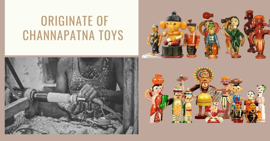 Channapatna Toys Originate And Siginificance of the Handicraft Dolls.