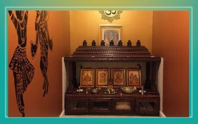 Latest Wooden Pooja Mandir Designs for Home, Office and Commercial Places
