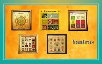 List of Powerful Yantras with Meaning and Benefits