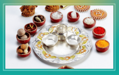 Unique and Creative Pooja Thali Decorations
