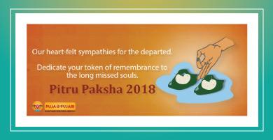 Pitru Paksha 2019 Dates: Shradh Pooja Muhurat, Samagri, Vidhi and