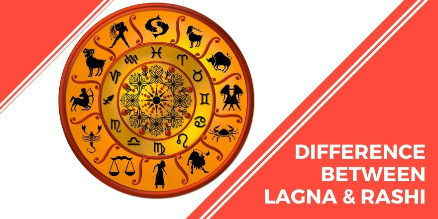 Lagna & Rashi: Meaning, Difference and Their Impact in the Horoscope