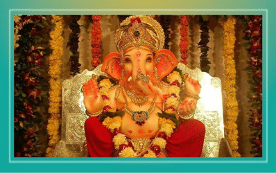 Ganesh Chaturthi Puja Decoration Ideas